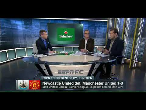 Newcastle v Manchester United 1-0 Review I Highlights , Goals and Mourinho ON SPOT