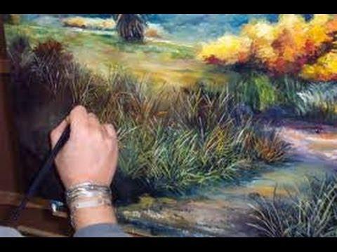 Curso pintar al leo youtube - Aprender a pintar ...