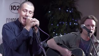"""The Maccabees """"Marks To Prove It"""" LIVE in the CD102.5 Big Room"""