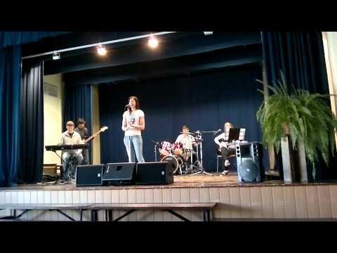 Türi Ühisgümnaasiumi koolibänd - We Found Love