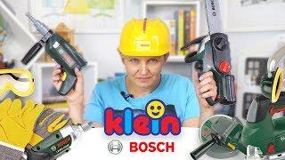 Wiertarki, Wyrzynarki, Piły łańcuchowe - Narzędzia Bosch, Klein