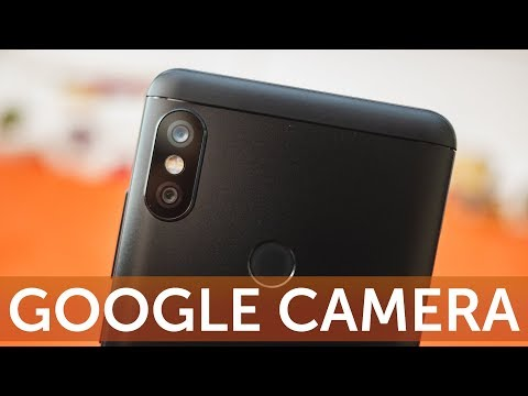 Обзор Google Camera HDR на Xiaomi Redmi Note 5 и тестовые фото (СУПЕР портреты и HDR)