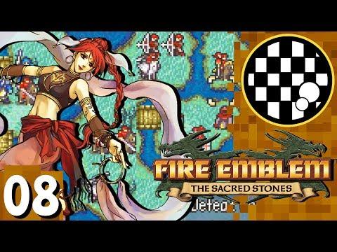 Fire Emblem: The Sacred Stones   PART 8