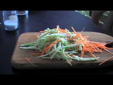 Семга с овощами в «конверте» в мультиварке KITFORT KT-201