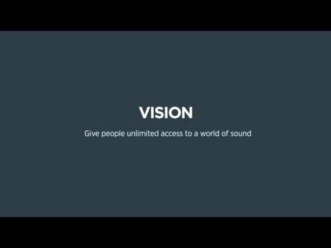 Widex Vision, Mission, and Values