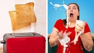 18 смешных ситуаций на кухне