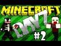 """Minecraft: Venom e os Sobreviventes - Multiplayer """"DayZ #2"""