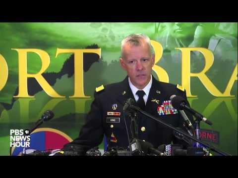 Watch news conference on Bowe Bergdahl's arraignment