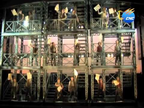 Musical 'Once' lidera nominaciones de los premios Tony 2012.mpg