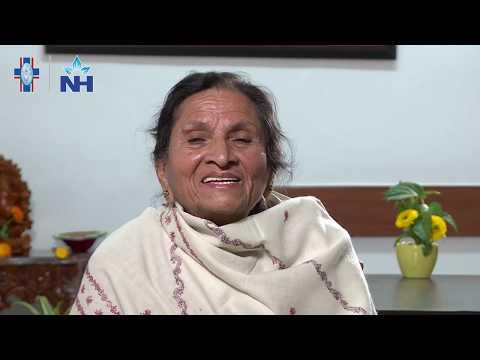 Mrs. Krishna Sharma, Ovarian Cancer Survivor