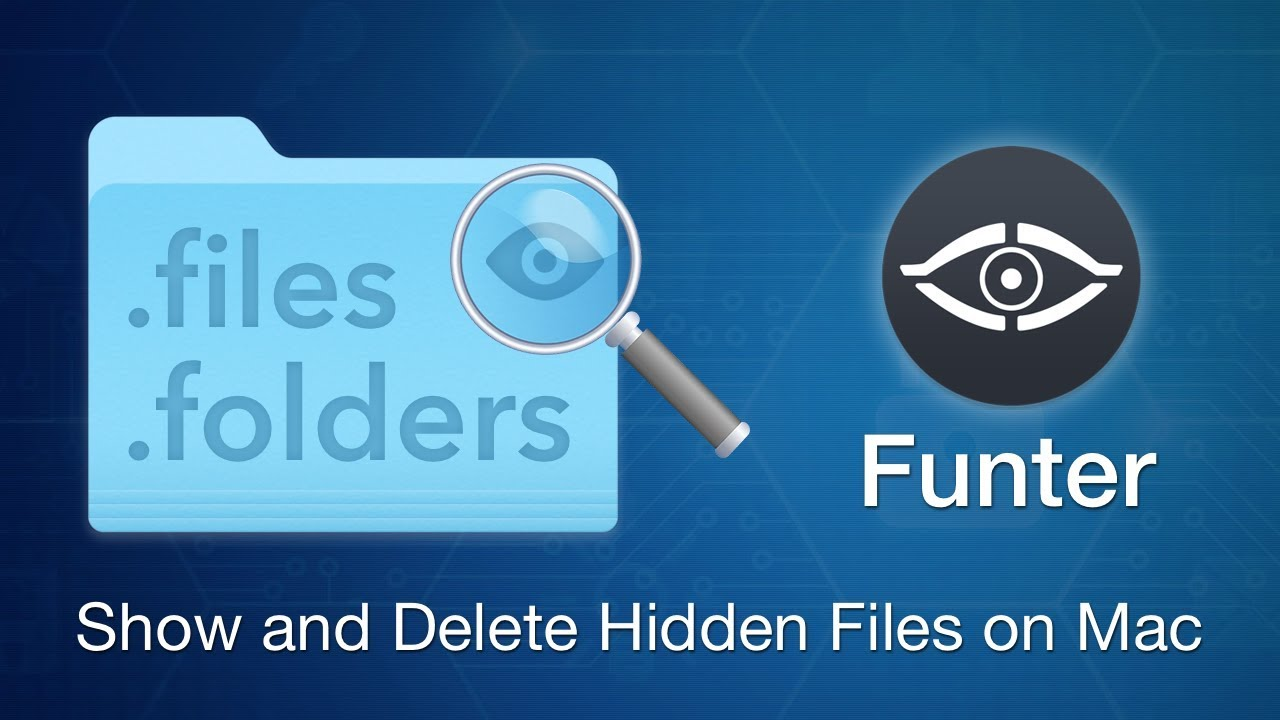 3 Ways to Show Hidden Files on Mac | Nektony Blog