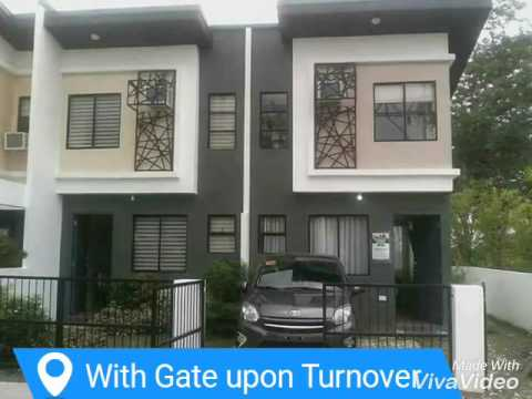 Elegant 2 Bedrooms Townhouse in Tanza Cavite