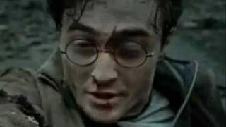 Scenes where Harry Potter was drunk in Deathly Hallows (part 2) HD