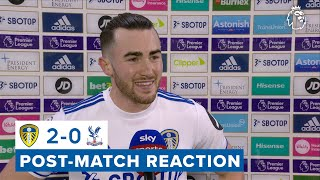 """We're ambitious and want to keep pushing"" 