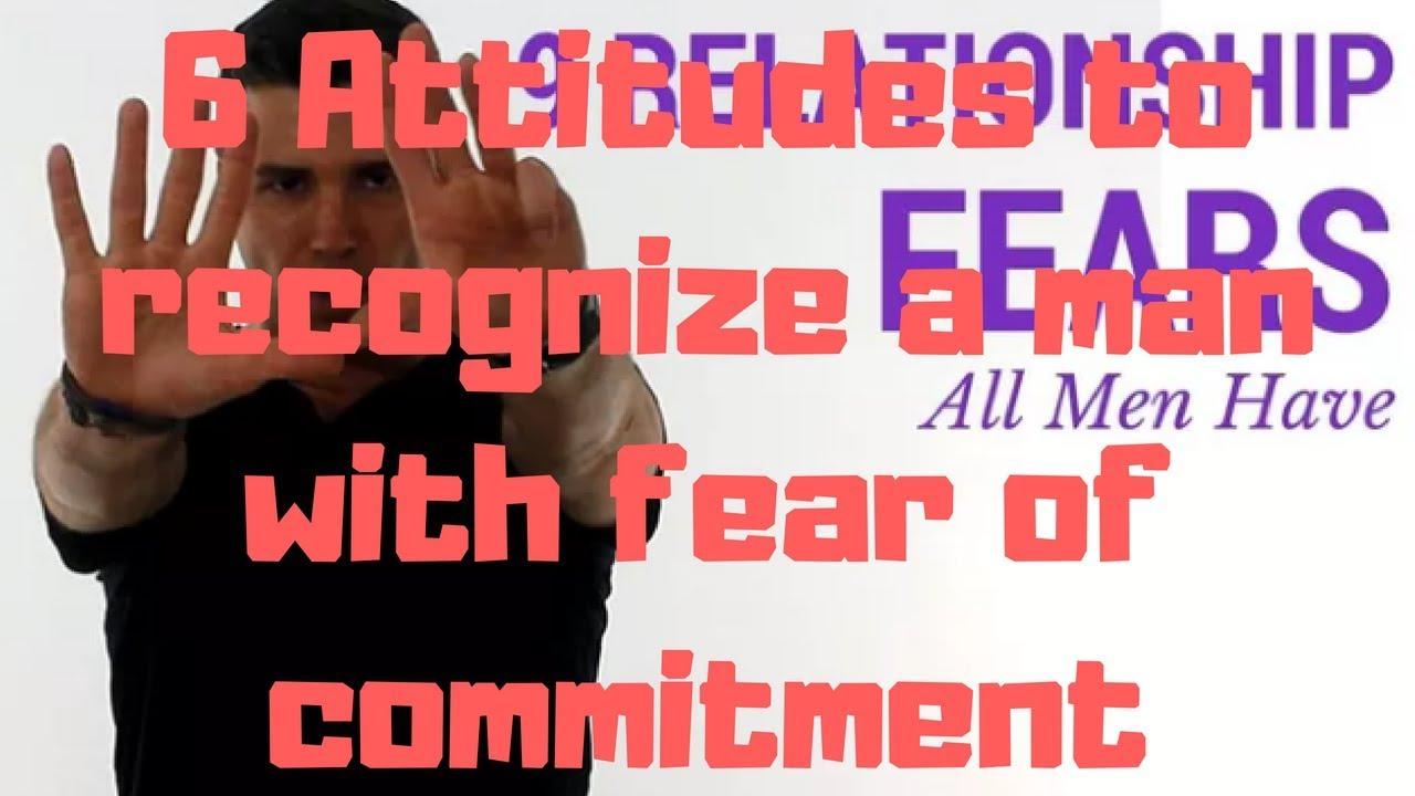 men who fear commitment