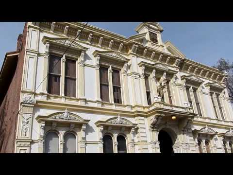 """Old Storey County Courthouse & Jail - Part 1 """"Historical Adventuring"""""""