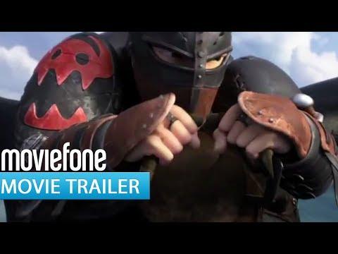 How To Train Your Dragon Trailer Jay Baruschel Gerard Butler