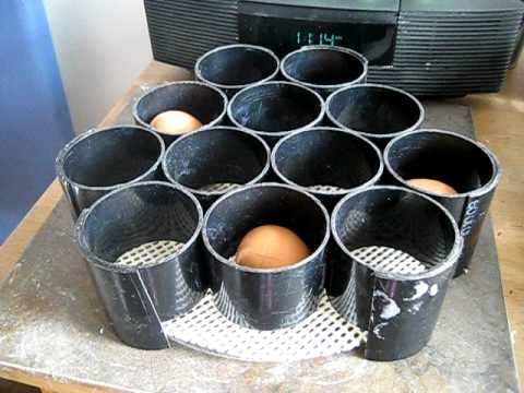 automatic egg turner instructions