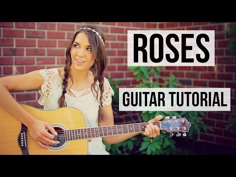 Roses - The Chainsmokers // Guitar Tutorial