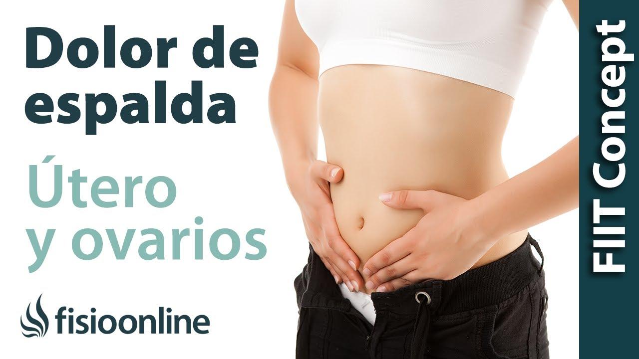 dolor ovario derecho embarazo