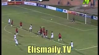 اهداف انبى ضد النصر 6-0 الدور الاول موسم 2014 -2015