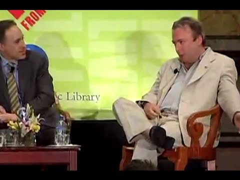 Christopher Hitchens Debates Al Sharpton