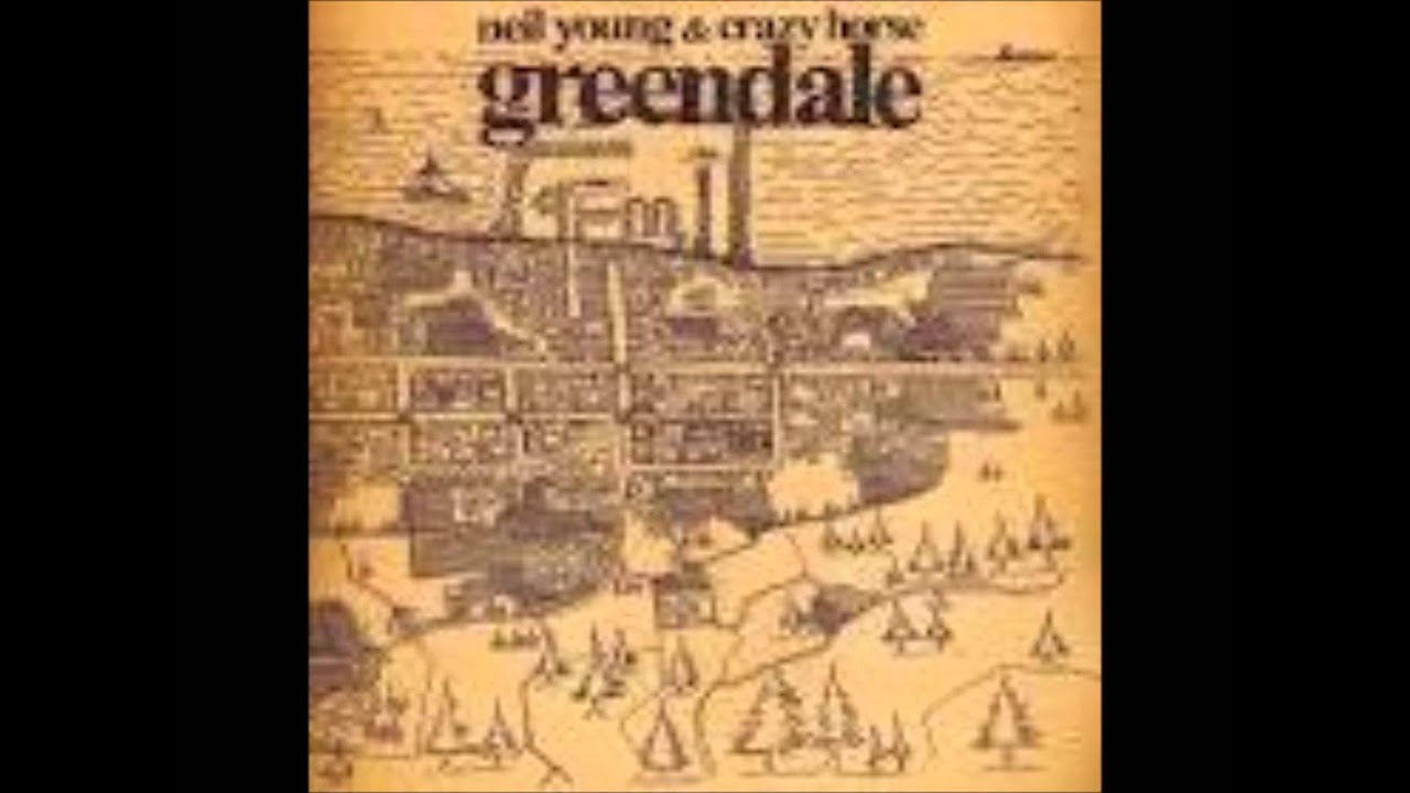 Neil Young - Carmichael ( Greendale) - YouTube