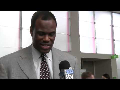 David Robinson   Former NBA Player and Founder of the Carver Academy