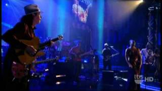 "Santana - ""While My Guitar Gently Weeps"" 9/22 Lopez Tonight (TheAudioPerv.com)"