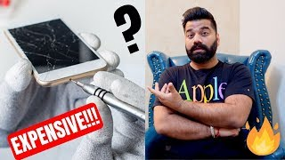 Smartphone Repairs - Why So Expensive??? The HIDDEN Secret🔥🔥🔥
