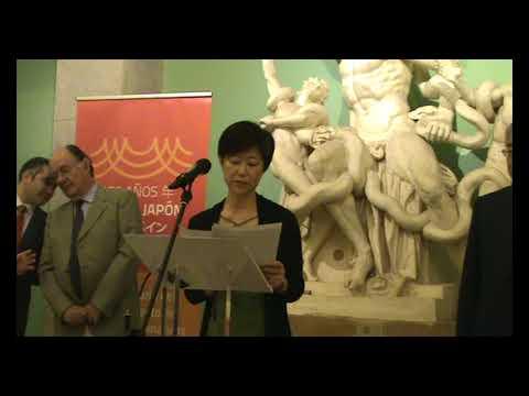 Presentación de la exposición YOKAI: ICONOGRAFÍA DE LO FANTÁSTICO, en la RABASF