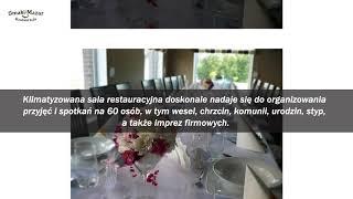 Restauracja kuchnia regionalna organizacja imprez Mrągowo Restauracja Smaki Mazur