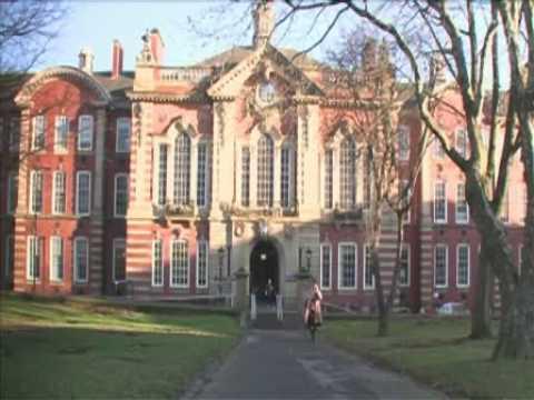 University Of Sheffield, England