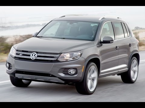 Volkswagen Tiguan Start Up And Review L Turbo Cylinder