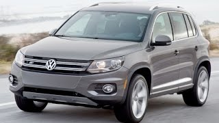 2016 volkswagen tiguan start up and review 2 0 l turbo 4 cylinder