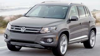 2016 Volkswagen Tiguan 2.0 TSI AT 4Motion Club. Обзор (интерьер, экстерьер, двигатель)