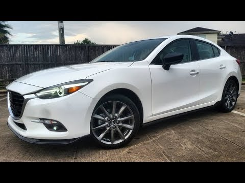 Mazda 3 Axela 2017 >> 2018 Mazda 3 s Grand Touring Review | The Best of the Compacts? - YouTube
