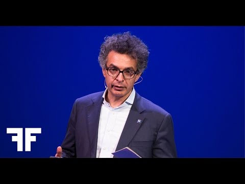 Saad Mohseni - The Power of Pop Culture