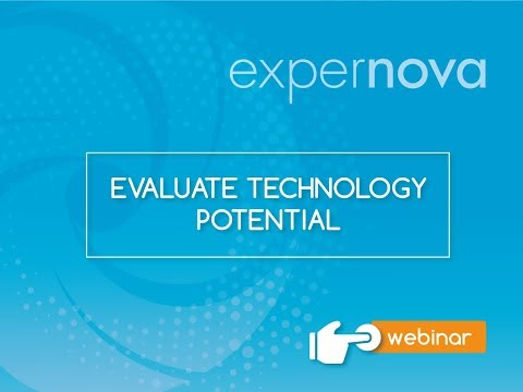 [Webinar] Evaluate technology potential
