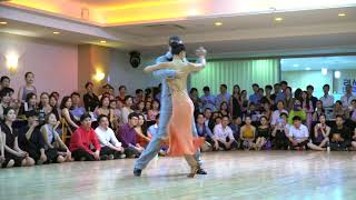 [ Tango ] 2018 SITF Grand Party - Show No.1 (1/7) - Gisela Vidal & Ariel Yanovsky
