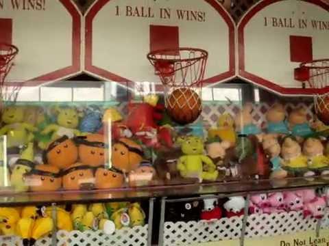 Bad Job Playing The Basket Ball Game