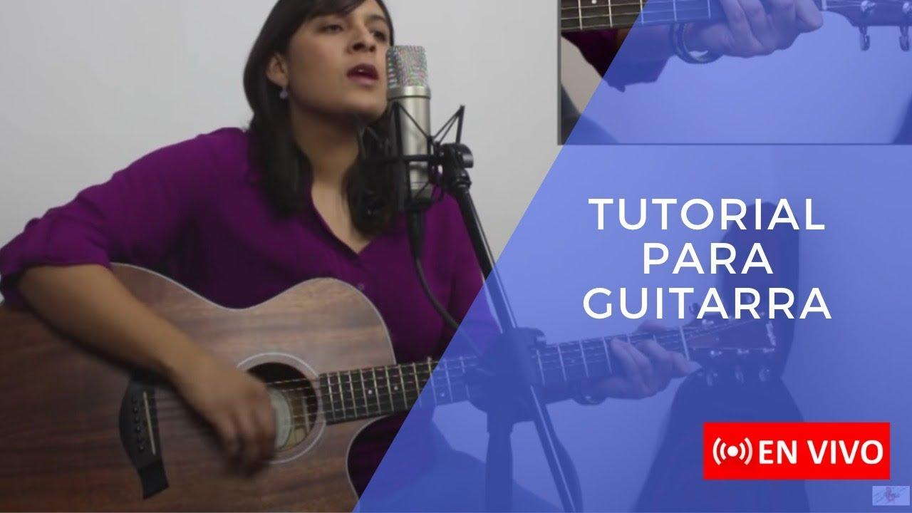 Tutorial para Guitarra de Ángeles Volando