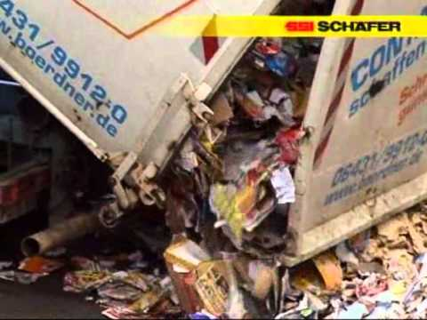 Schaefer waste management info