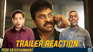 Khaidi No 150 Trailer Reaction & Review | Megastar Chiranjeevi | PESH Entertainment