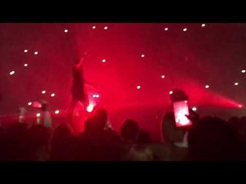 Drake Performs Nonstop In Kansas City For Aubrey & The Three Migos Tour