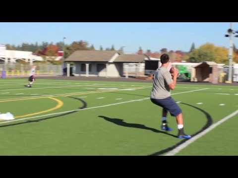 QB Joey Zamora Workout with NFL QB & QB Coach Chris Miller