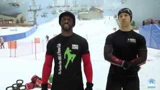 Ski Dubai Ice Warrior Challenge VI