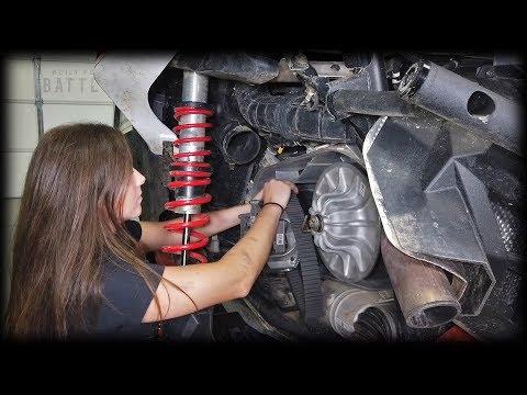 How change/replace/inspect drve belt on Polaris RZR RS1 | Maintenance Matters | SuperATV