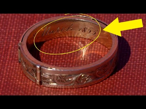 Woman Who Takes Ring To Antiques Roadshow Is Speechless To Lean Its Origin
