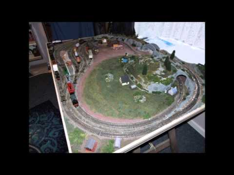 Building my 00 Gauge Layout
